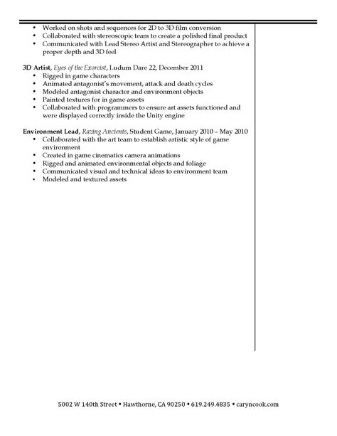 skills on cook resume 28 images chef resume template