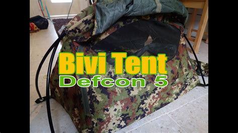 Bivi Tent Biwak Zelt Bag