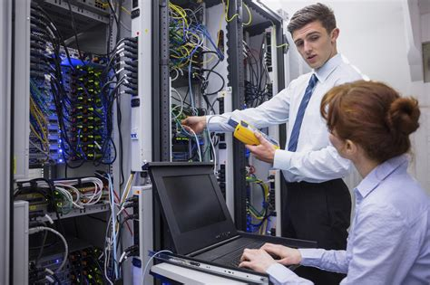 Network Support Technician Salary by Computer Maintenance Networking Bridgevalley