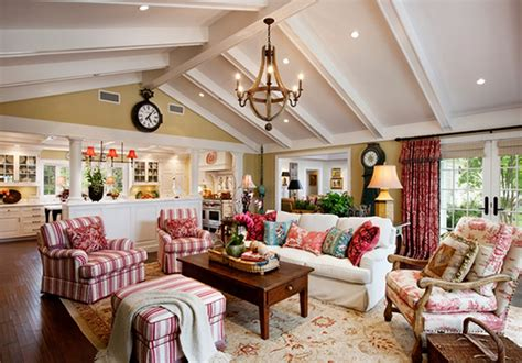 eclectic living room ideas  country furniture living