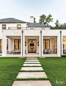Traditional, Elements, Meet, Contemporary, Lines, In, A, Dallas