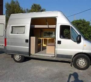 Fourgon Aménagé Occasion : route occasion fourgon amenage en camping car ~ Maxctalentgroup.com Avis de Voitures