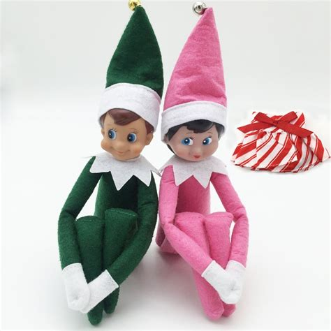 The Elf On The Shelf 2piece Doll Pack Only $886 + Free