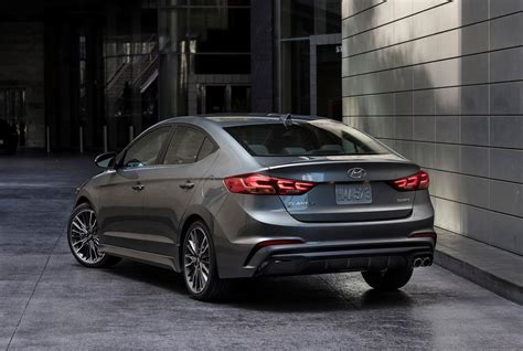 2018 Hyundai Elantra Release Date, Price, Changes, Specs