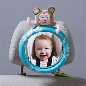 Miroir De Voiture Bébé : miroir de voiture tropical de taf toys sur allob b ~ Louise-bijoux.com Idées de Décoration