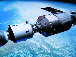 China space station Tiangong-1 could secretly be hurtling ...