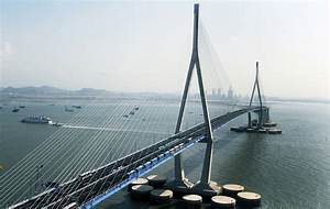 Incheon Bridge, Incheon, South Korea