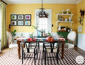 Dining, Room, Colors