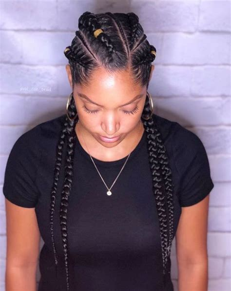 inspiring examples  goddess braids   goddess