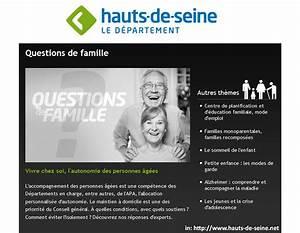 Portail Famille Le Pontet : questions de famille vivre chez soi l 39 autonomie des ~ Dailycaller-alerts.com Idées de Décoration