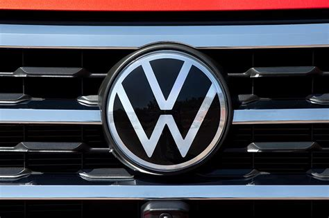 volkswagen debuts new logo aiming to clean its polluter image
