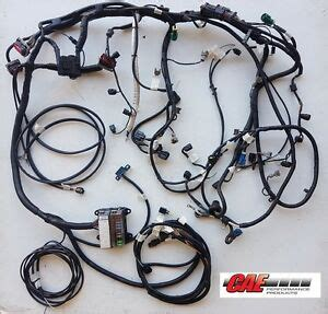 Ford Cyl Engine Conversion Wiring Harness Auto