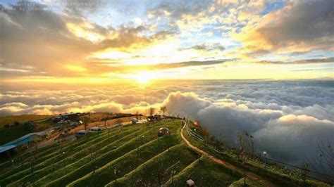 clouds mountain  phetchabun thailand youtube