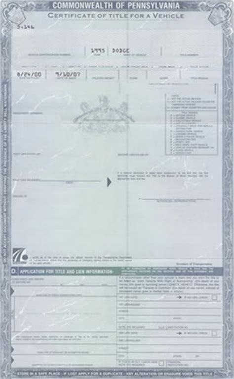 Rebuilt Vs Salvage by Pennsylvania Motor Vehicle Registration Impremedia Net