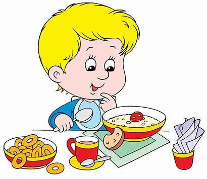 Clipart Eating Pizza Breakfast Healthy Transparent Menu