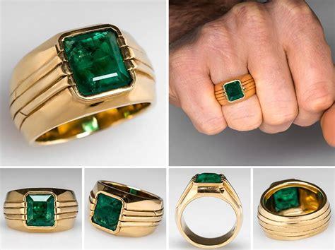 mens engagement ring mens rings jewelinfo4u gemstones and jewellery