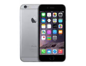 Apple Space Grey iPhone 6