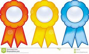 1st 2nd 3rd and 4th place clipart clipart suggest With 1st prize ribbon template