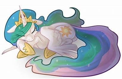Celestia Princess Sleeping Mlp Sleepy Bed Fan