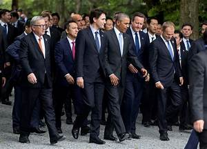 G7 summit: Japanese PM Shinzo Abe and world leaders visit ...