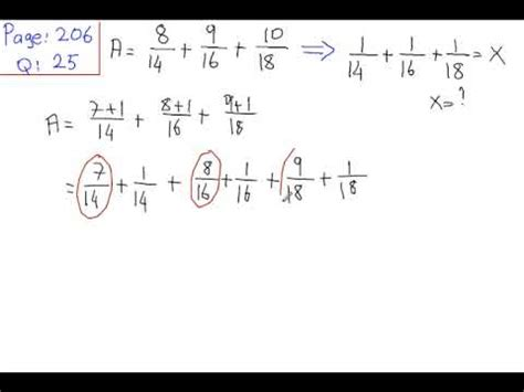 Grade 8 Math Questions Part 1 Youtube