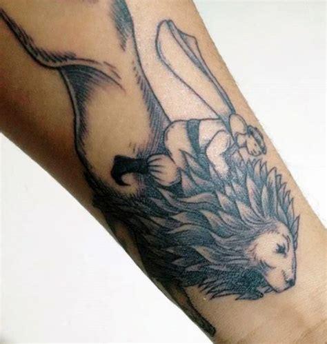 lion tattoos wrist design