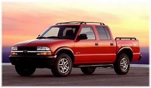 Chevrolet S10 Pickup 1998