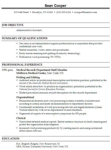 Administrative Associate Cover Letter from tse4.mm.bing.net