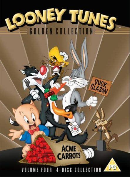 Looney Tunes  Golden Collection Dvd Zavvi