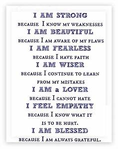 I Am Strong | Good Quotes, Words To Live By and HMMMM ...