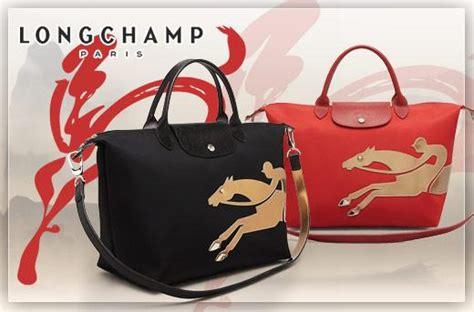 longchamp bag year   horse promo