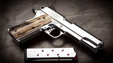 wallpaper cabot  pistol  silver military