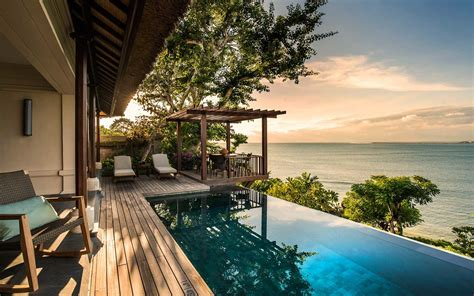 The 2017 World's Best Resort Hotels In Indonesia