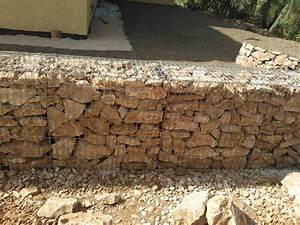 Mur En Gabion : mur gabion ~ Premium-room.com Idées de Décoration