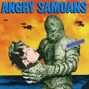 angry samoans wall poster   samoa art punk rock