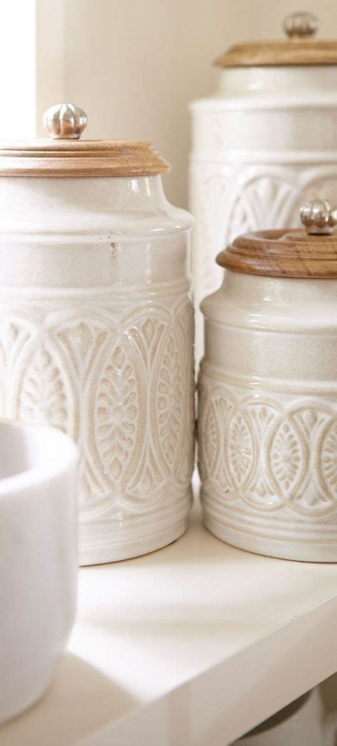 25  Best Ideas about Kitchen Canisters on Pinterest