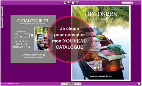 Catalogue-linvosges-linge-de-maison