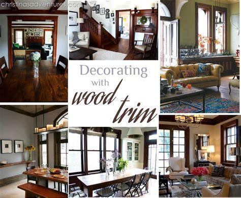 decorating  wood trim