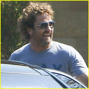 Gerard Butler Wraps Up His Weekend in Malibu | Gerard ...