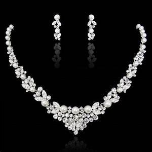 1000 ideas about wedding jewelry simple on pinterest With parure bijoux swarovski