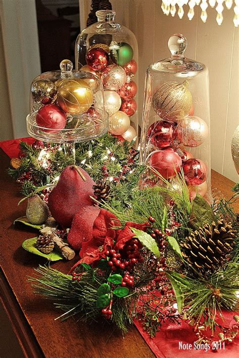xmas table centerpieces ideas 50 stunning christmas table settings style estate