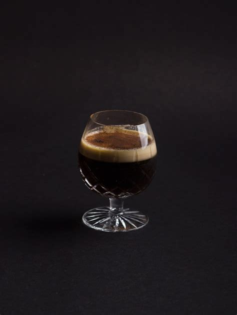 Quick brown fox may also be enjoyed with a dash of cream or in decadent desserts. Cocktails_OLD — Quick Brown Fox Coffee Liqueur