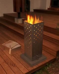 Feuerschale Für Balkon : feuerkorb feuerschale feuerturm feinform feuerschalen garten aequivalere ~ Markanthonyermac.com Haus und Dekorationen