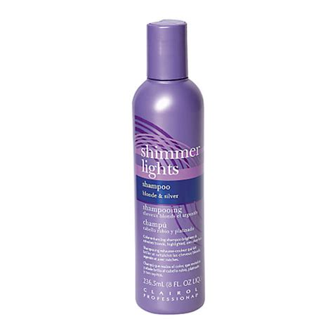 shimmering lights conditioner clairol shimmer lights conditioning shoo