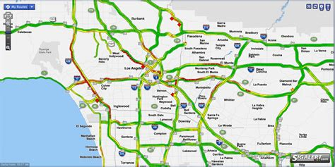 la freeway map pictures to pin on pinsdaddy