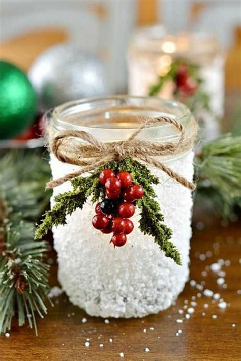 Dekorieren Zu Weihnachten by Windlicht Glas Basteln Weihnachten Wohn Design