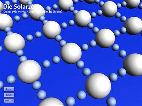 wie funktioniert eine solarzelle planet schule multimedia interaktive animationen detailseite schulfernsehen multimedial