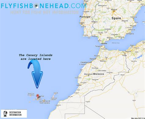 Spain And The Canary Islands Flyfishbonehead