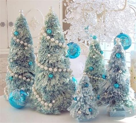 images   blue silver christmas