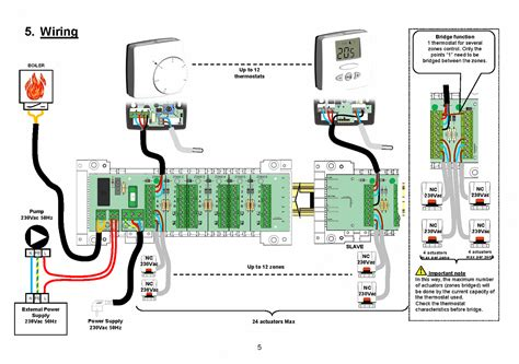 24v Sensor Wiring by Room Thermostat Wfht Dual With Floor Sensor
